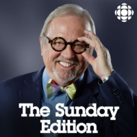 Logo du podcast MAID in prisons, Peter Mansbridge, Strongmen, William Prince