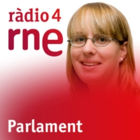 Logo of the podcast Parlament-Carme Forcadell condemnada a 11 anys i mig