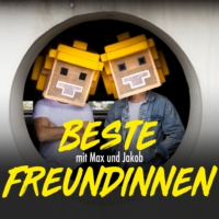 Logo of the podcast Beste Freundinnen