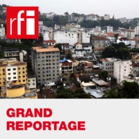 Logo of the podcast Grand reportage