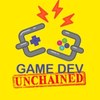 Logo of the podcast Game Dev Unchained
