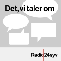 Logo of the podcast Det, vi taler om