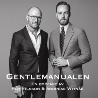 Logo of the podcast Gentlemanualen