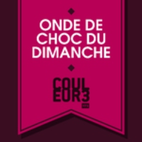 Logo of the podcast Onde de choc du dimanche - 14.06.2015