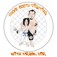 Logo of the podcast Phone Booth Fighting MMA