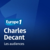 Logo of the podcast Les audiences - Charles Decant