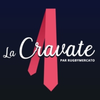 Logo of the podcast La Cravate