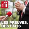 Logo of the podcast Les preuves, des faits