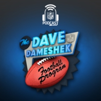 Logo of the podcast NFL: The Dave Dameshek Football Program
