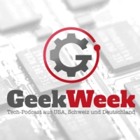 Logo of the podcast GeekWeek | TechPodcast