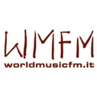 Logo of the podcast World Music FM Puntata n. 554