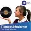 Logo of the podcast Tiempos Modernos