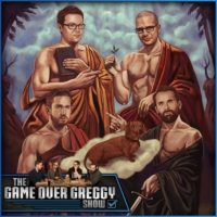 Logo of the podcast The GameOverGreggy Show