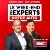 Logo du podcast Le weekend des experts : Votre auto