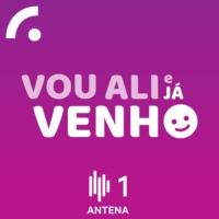Logo of the podcast Vou ali e já venho - PODCAST