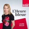 Logo of the podcast L'heure bleue