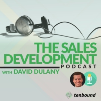 Logo of the podcast Ep 85 - Chris Castaldini - How to Run a High Performance Global Sales Development Team