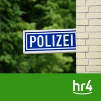 Logo of the podcast hr4 Polizeireport