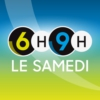 Logo du podcast Six heures - Neuf heures, le samedi - La 1ere