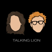 Logo of the podcast Talking Lion - Trailer