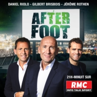 Logo of the podcast Le Top de l'After Foot : Adil Rami pour la sortie de son livre – 12/11