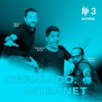 Logo of the podcast Obrigado, Internet
