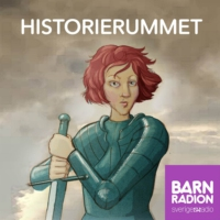 Logo of the podcast Historierummet i Barnradion