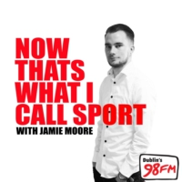 Logo of the podcast 98FM Now That's What I Call Sport!