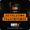 Logo of the podcast Révélation Francophone de l'Année avec RIFFX