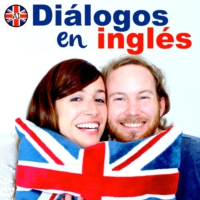 Logo of the podcast Diálogos en Inglés