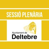 Logo du podcast Sessió Plenària - Ajuntament de Deltebre