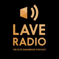 Logo of the podcast Lave Radio: an Elite Dangerous podcast