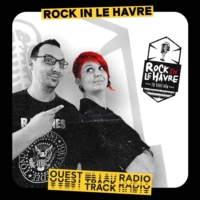 Logo of the podcast Rock In Le Havre : The Radio Show - La Scène Punk