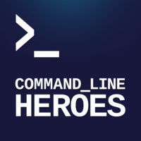 Logo du podcast Command Line Heroes