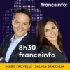 Logo of the podcast 8h30 franceinfo