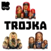 Logo of the podcast Trojka! Naar Rusland met Johan de Boose