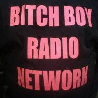 Logo of the podcast BITCH BOY RADIO NETWORK