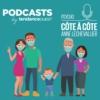 Logo of the podcast Côte à côte