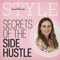 Logo du podcast Joanna Payne on the art of a side hustle