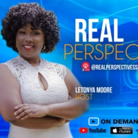 Logo du podcast Real Perspectives with LeTonya Moore & Mario Brown