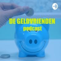 Logo of the podcast De Geldvrienden podcast