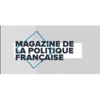 Logo of the podcast Magazine de la politique française
