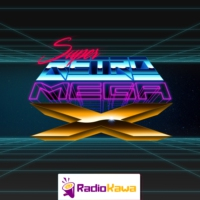 Logo of the podcast Super Retro Mega X