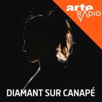 Logo of the podcast ARTE Radio | Diamant sur canapé