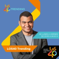 Logo du podcast LOS40 Trending - Freya Ridings o Chelou, la 'New Blood' que visita España (22/01/2018)