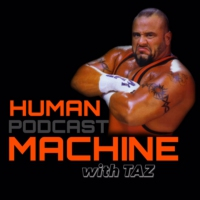 Logo of the podcast Human Podcast Machine with Taz