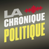 Logo of the podcast La chronique politique - La 1ere