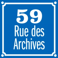 Logo du podcast 59 Rue des Archives