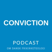 Logo du podcast 028 Conviction Podcast - Corona Conversations - Mike Frost