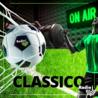 Logo of the podcast Classico, l'émission 100% Foot